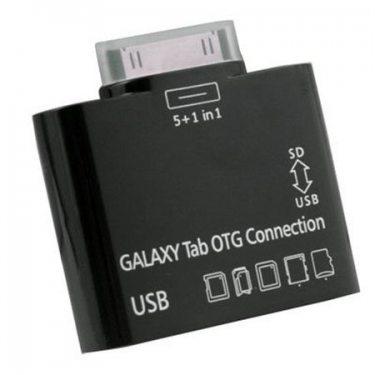 ADAPTADOR OTG 5X1 USB SAMSUNG GALAXY TAB