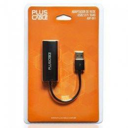 ADAPTADOR USB P/ RJ45 10/100 ADP-00 1BK PLUS CABLE
