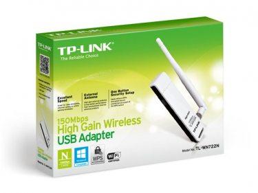 ADAPTADOR USB WIFI 150M TP-LINK TL-WN722NC