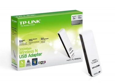 Adaptador Usb Wifi N300 Mbps Tl-wn821n Tp-link
