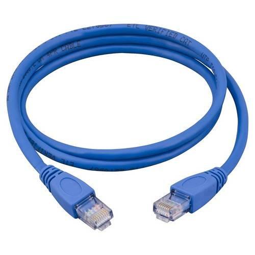 Cabo de Rede Ethernet 1.8m Cat 5 Plus Cable