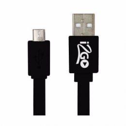 CABO USB-C P/ USB-C DE 1,2MTS I2GO