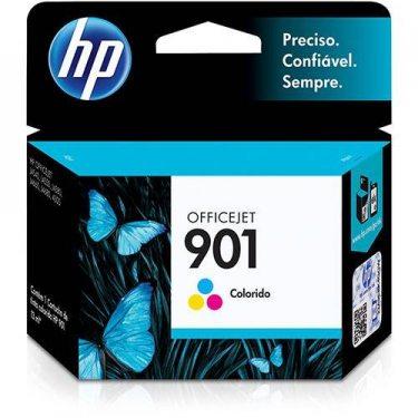 CARTUCHO DE TINTA HP 901 TRICOLOR 13ML ORIGINAL