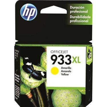 CARTUCHO HP 933 XL AMARELO 8,5ML