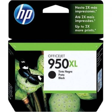 CARTUCHO DE TINTA HP 950 XL PRETO 53ML ORIGINAL