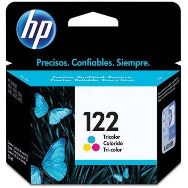 CARTUCHO DE TINTA HP 122 COLOR 2 ML ORIGINAL