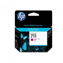 CARTUCHO HP 711 MAGENTA ORIGINAL
