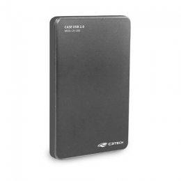 CASE HD 2,5 USB 2.0 CH-200GY C3TECH