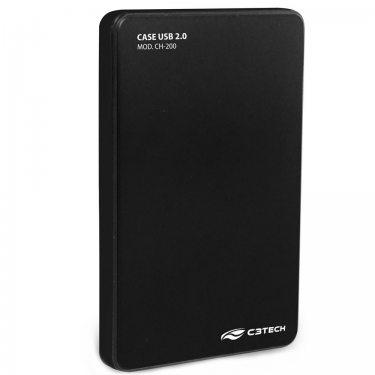 CASE HD 2,5 USB 2.0 CH-200BK C3TECH