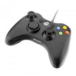 Controle Dual Shock Game Xpad Pc/xbox360 Multilaser Js063