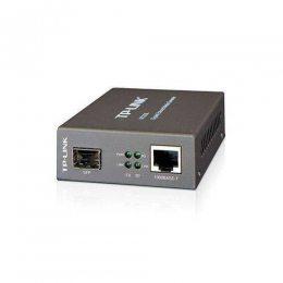CONVERSOR RJ45 MIDIA-FIBRA OTICA GIGABIT SFP TP-LINK MC220L