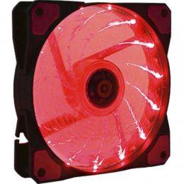 COOLER GABINETE FAN 120X120X25 33 LED VERMELHO AF-D1225 KMEX