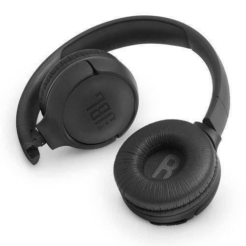 Fone Bluetooth Jbl T500bt Preto