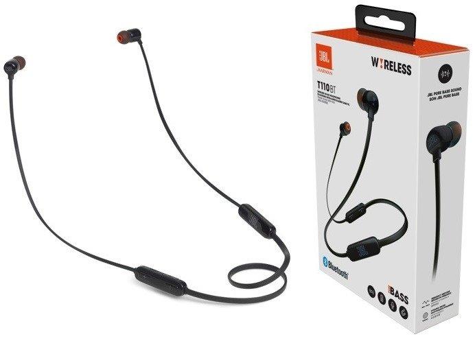 Fone de Ouvido T110 Bluetooth Cinza Jbl