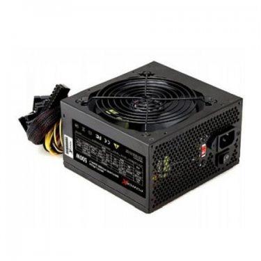 FONTE ATX 500 24P SATA PRETO POWER X