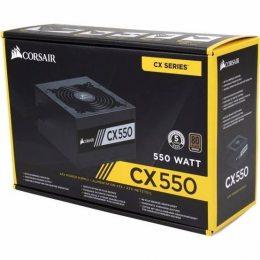FONTE ATX 550W 80PLUS BRONZE CX550 CORSAIR