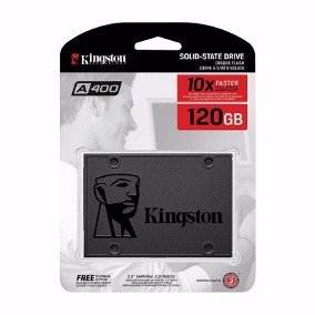 Hd Ssd 120gb A400 Kingston