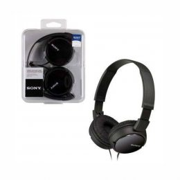 Headphone Stereo Preto Mdr-zx110/bcae Sony