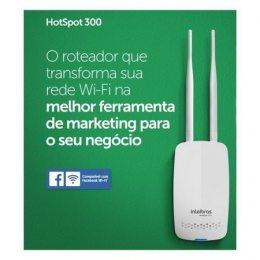 Hotspot 300mbps Intelbras