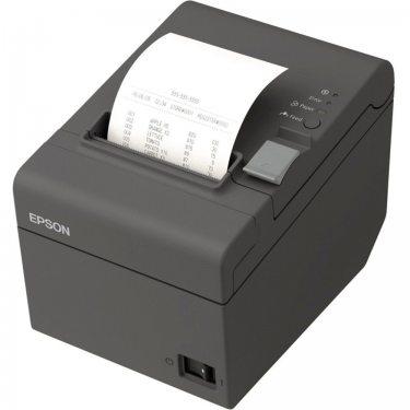 IMPRESSORA NAO FISCAL TERMICA EPSON TM-T20 USB GUILHOTINA CINZA