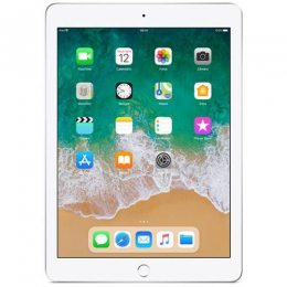 IPAD 128GB WIFI TELA LED IPS 9.7'' CAMERA 8MP PRATA APPLE