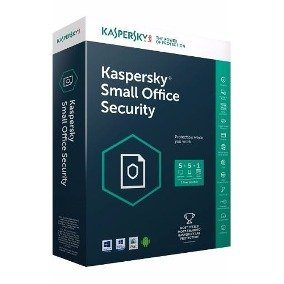 KASPERSKY SMALL OFFICE SECURITY 5 PCS + 1 SERVER