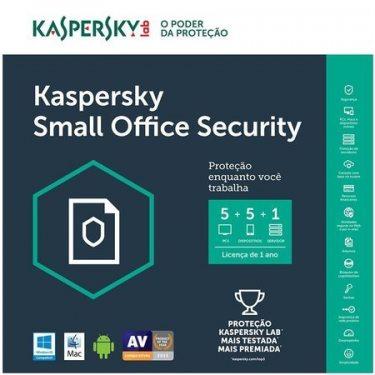 KASPERSKY SMALL OFFICE SECURITY 7 PCS + 1 SERVER