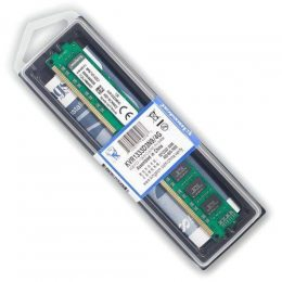 MEMORIA NOTEBOOK 4GB DDR3 1333MHZ 1.5V KINGSTON