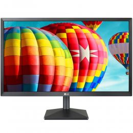 MONITOR LG LED 23.8 WIDESCREEN FULL HD IPS HDMI - 24MK430H