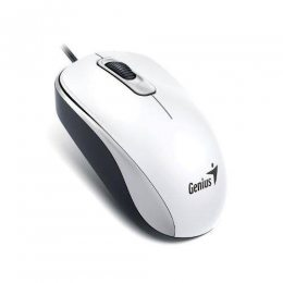 MOUSE DX-110 USB BRANCO GENIUS
