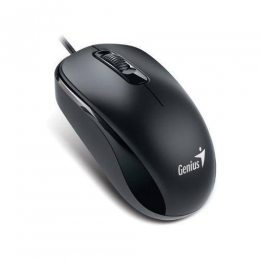 MOUSE DX-110 USB PRETO GENIUS