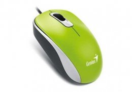 MOUSE DX-110 USB VERDE GENIUS