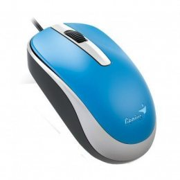MOUSE DX-120 OPTICAL AZUL USB GENIUS