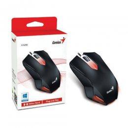 MOUSE GAMER X-G200 PRETO USB GENIUS