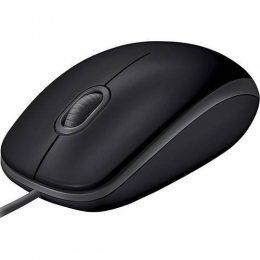 Mouse Optico Usb M110 Silent Preto Logitech