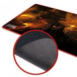 Mouse Pad Gamer Doomfire 700x300x4mm Mp-g1100 C3 Tech