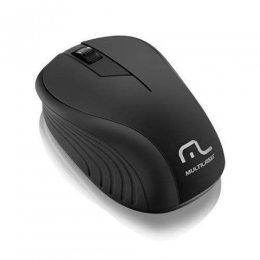 MOUSE SEM FIO 1200 DPI PRETO USB MO212 MULTILASER