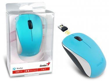 Mouse sem Fio Nx-7000 Azul Genius