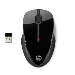 Mouse sem Fio Preto 250 Usb 3fv67aa Hp
