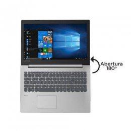 Notebook Lenovo Ideapad 330 15.6 I3-7020u/8gb/1tbw10 Prata