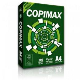 PAPEL A4 COPIMAX 500 FOLHAS