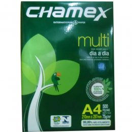 PAPEL CHAMEX MULTI 75G 210 X 297MM A4
