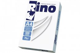 PAPEL RINO 75G 210 X 297MM A4