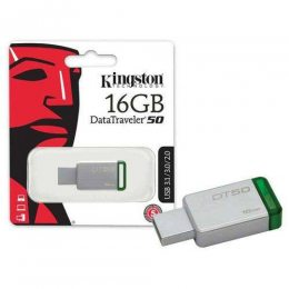 PEN DRIVE 16 GB DT50 USB 3.1 KINGSTON