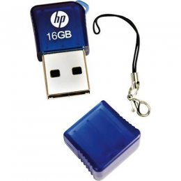 PEN DRIVE 16GB AZUL USB2.0 HPFD165W-16 HP