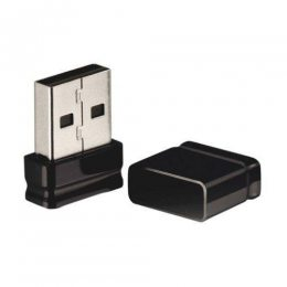 PEN DRIVE 16GB NANO PRETO USB PD054 MULTILASER