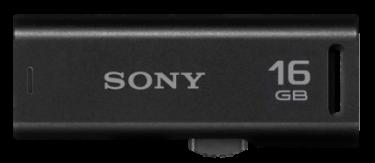 PEN DRIVE 16GB PRETO USM16GR/BM SONY