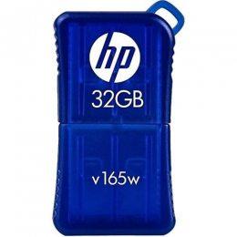 PEN DRIVE 32GB FLASH DRIVE AZUL USB 2.0 HPFD165W-32 HP