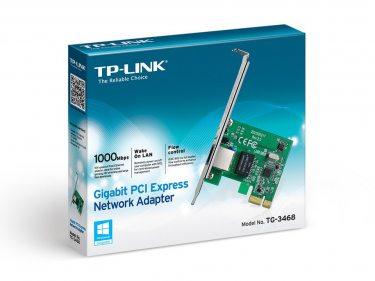 PLACA DE REDE PCI-E 10/100/1000 TG-3468 TPLINK