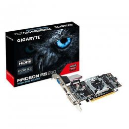 PLACA DE VIDEO PCI-E AMD RADEON R5 230 1GB DDR3 64B GIGABYTE